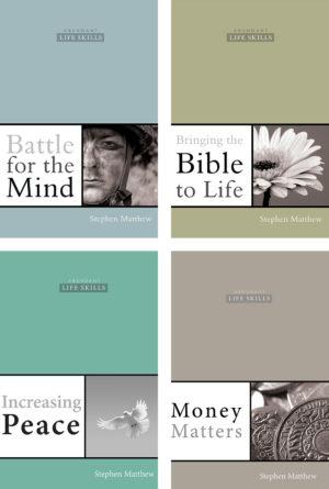 Stephen Matthew - Church Author - Abundant Life Skills