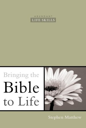 Stephen Matthew - Church Author - Bringing the Bible to Life