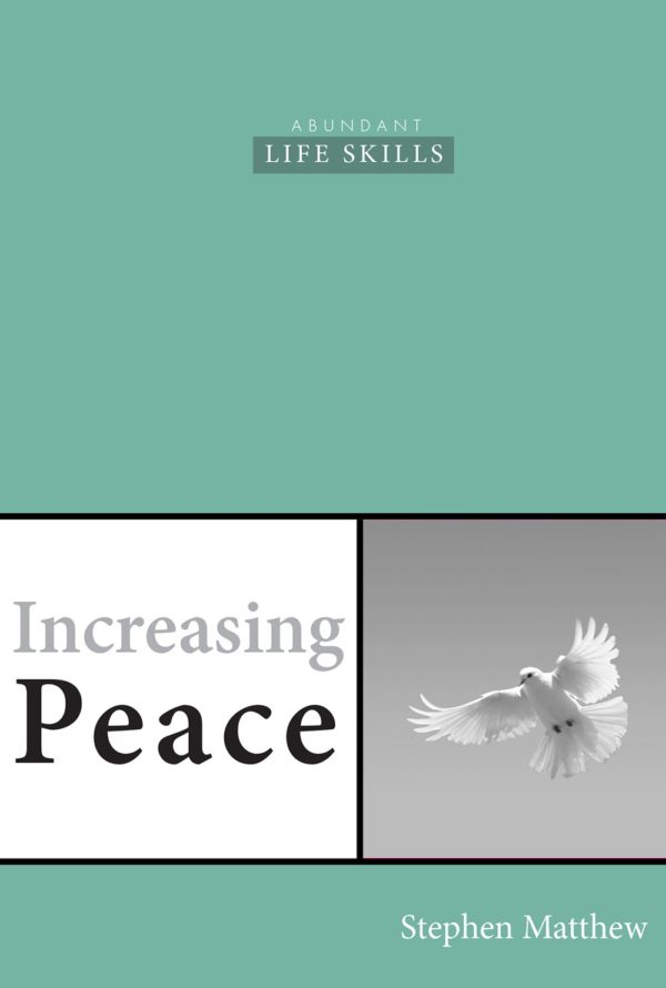 Stephen Matthew - Church Author - Increasing Peace