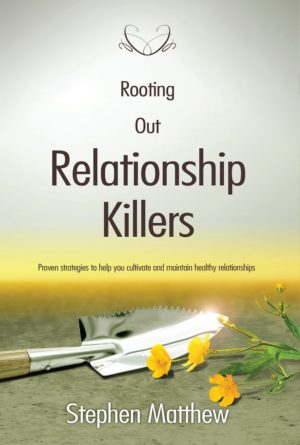 Stephen Matthew - Church Author - Rooting Out Relationship Killers